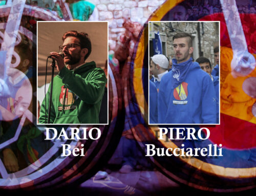 Domani si corre a Costacciaro! Piero Bucciarelli e Dario Bei i capobottaioli