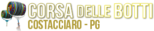 Corsa delle Botti Logo